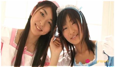Yukari Nakai Loves Asuka Izumi 2 Scene 2